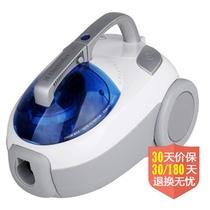 伊莱克斯(Electrolux)莱特系列尘盒式吸尘器Z1670(蓝色)(透明无尘袋设计,2合1刷头)