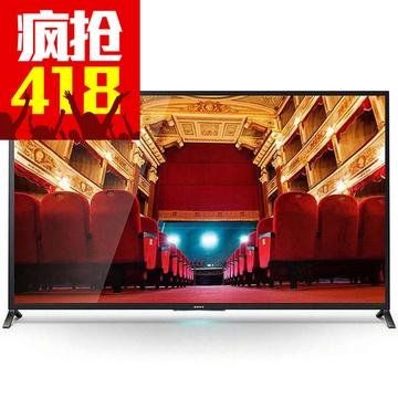 SONY KDL-60W850B彩电 60英寸 3D电视¥10799-818