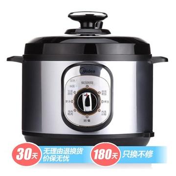 美的Midea W13PCH601E电压力锅¥239  6L 机械版