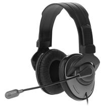 爱谱王(∧pking)IP-M635V双插头戴电脑耳机(黑色)