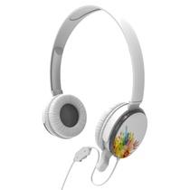 爱谱王(∧pking)IP-M002V头戴式双插电脑耳机(白色)