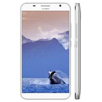 华为(HUAWEI)GX1(SC-CL00)电信4G手机(白色)