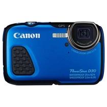 佳能(Canon)PowerShot D30 三防相机