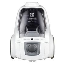 伊莱克斯(Electrolux)家用卧式真空吸尘器ZLUX1831 (冰雪白色)(旋风尘盒 莱特3 MobiLITE 旋钮无极调速)