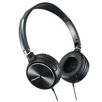 先锋(Pioneer)SE-MJ71-K立体声耳机(黑色)