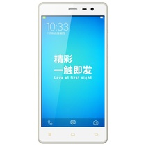 海信(Hisense)D1-M小章鱼 移动4G手机(香槟金)