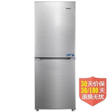 格兰仕(Galanz) BCD-178N 178升L 双门冰箱(银色) 珍·鲜系列持久保鲜