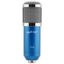 双诺 Z18电容麦克风(蓝色)时尚升级 网络K歌新体验