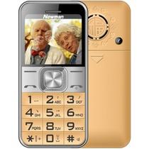 纽曼(newsmy)V5 金色 老人手机