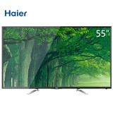 海尔(Haier)LS55H3000W 55英寸网络LED电视4K网络高清电视 无线WIFI 超级解码技术 海量精彩影视内容