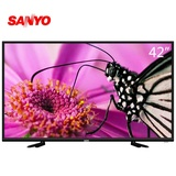 三洋彩电42CE5100  42英寸 窄边框 全高清LED液晶电视