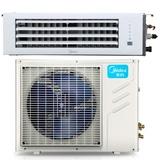 美的(Midea)KFR-35T2W/BP2N1-TR大1.5匹冷暖变频风管机中央空调