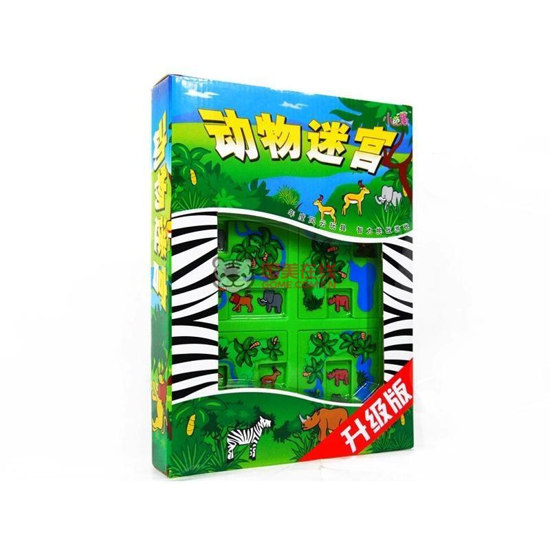 小乖蛋zm0094动物迷宫-国美团购