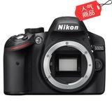 尼康(Nikon)D3200单反套机(18-105mm)(黑色)2400万像素 3寸液晶屏 支持短片拍摄