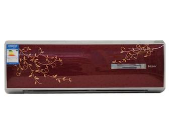 海尔(haier)kfr-28gw/01b(r2dbpqxf)-s1 空调(酒红)(套机)
